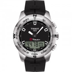 TISSOT T-TOUCH II STAINLESS...
