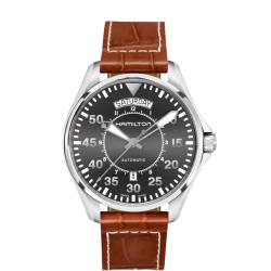 KHAKI AVIATION PILOT DAY DATE AUTO H64615585