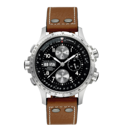 KHAKI AVIATION X-WIND AUTO CHRONO H77616533