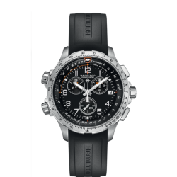 KHAKI AVIATION X-WIND GMT CHRONO QUARTZ H77912335
