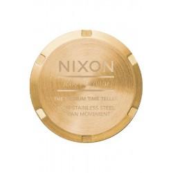 Nixon Medium Time Teller All Light Gold / Coba A11301931