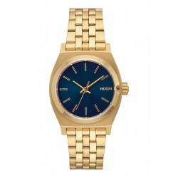Nixon Medium Time Teller All Light Gold / Coba A11301931