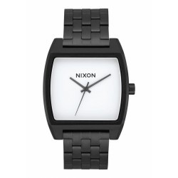 Nixon Time Tracker Black / White A1245005