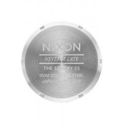 nixon Sentry SS Reflex Blue Sunray A3562660