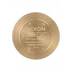 Nixon Sentry 38 SS Light Gold / Pink A4502360
