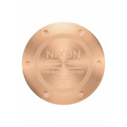 Nixon Bullet Leather Rose Gold / Indigo / Blac A4732763