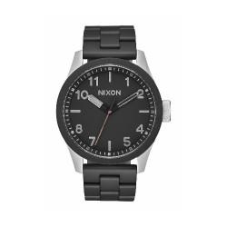 Nixon Safari Black / Steel A9742541