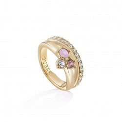 Anillo GUESS JEWELLERY GUESS CRYSTAL BOUQUET UBR61014-52