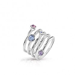 Anillo GUESS JEWELLERY CRYSTAL BEAUTY UBR84058-54