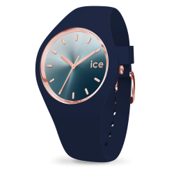 ICE sunset - Blue 015751