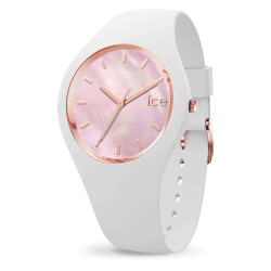 ICE pearl - White pink 017126