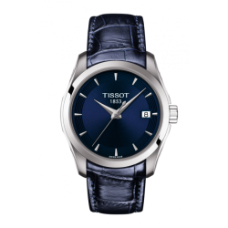 Reloj mujer Tissot Couturier Lady azul