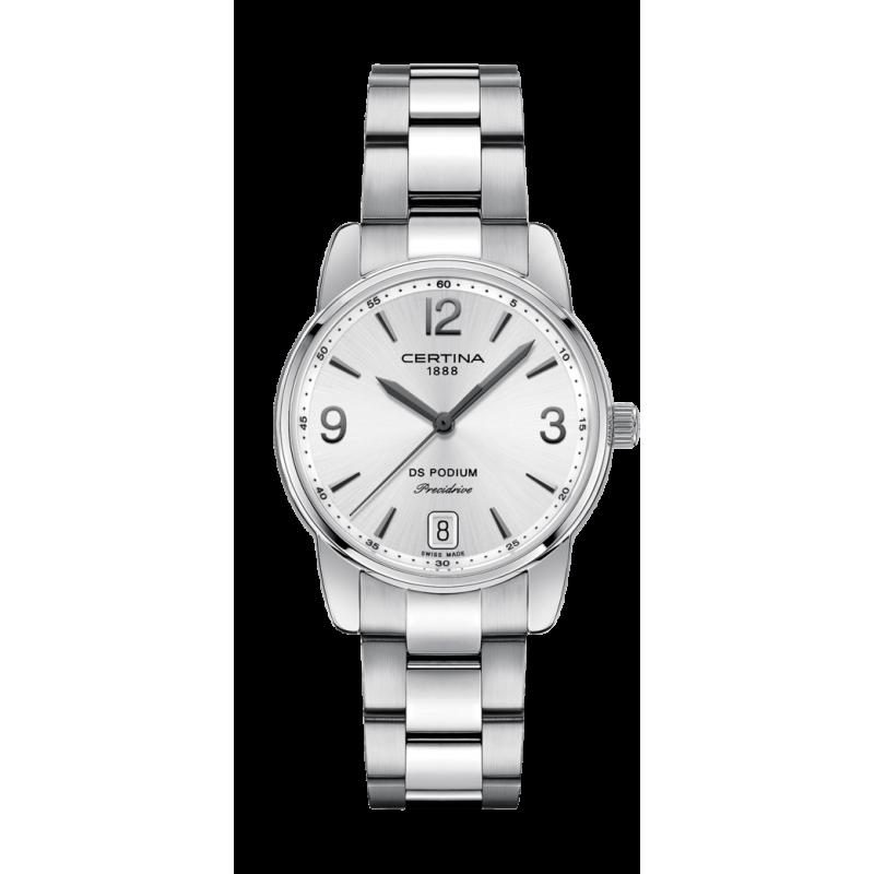Reloj CERTINA DS Podium Lady 33mm C034.210.11.037.00 señora