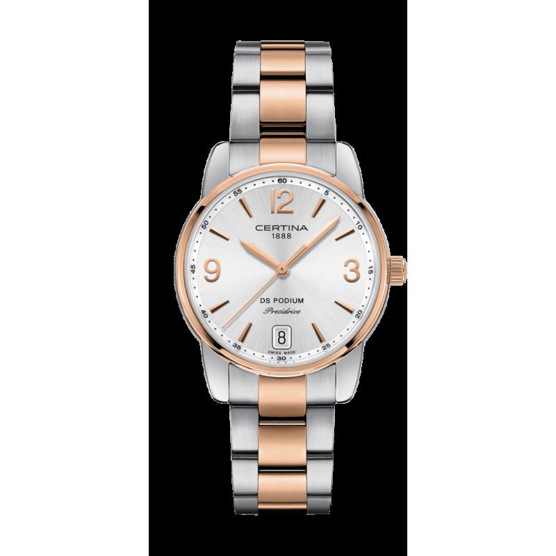 Reloj CERTINA DS Podium Lady 33mm C034.210.22.037.00 señora
