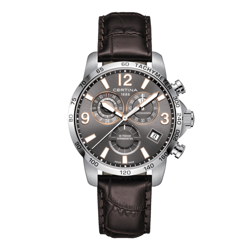 Reloj CERTINA DS Podium Chronograph GMT C034.654.16.087.01 Caballero